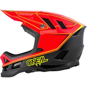 O'Neal Blade Hyperlite Helm neon red